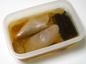 フグの子塩抜き方法